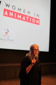 Women In Animation Disney Sponsorship Announcement