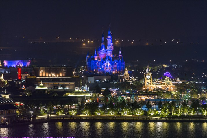 Shanghai Disney Resort Disneyland