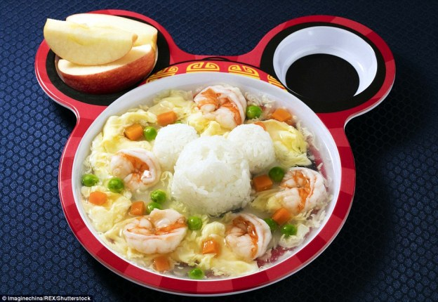 Shanghai-Disney-Food-Shrimp-Steamed-Rice