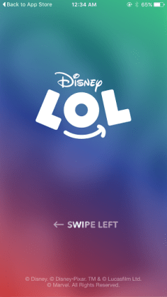 Disney LOL Logo