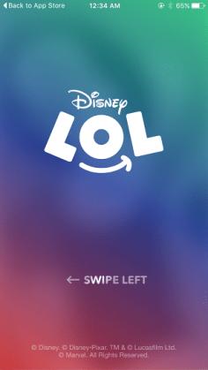 Disney LOL Logo