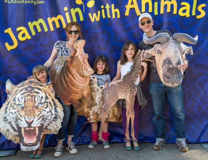 Los Angeles L.A. Zoo Family Jam