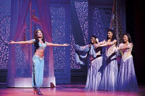Aladdin UK Production Musical Opening Review DisneyExaminer 5