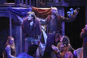 The Hunchback of Notre Dame La Mirada Theatre for the Performing Arts Quasimodo Clopin