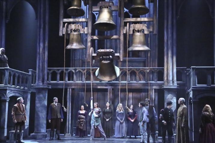The Hunchback of Notre Dame La Mirada Theatre for the Performing Arts Bells of Notre Dame