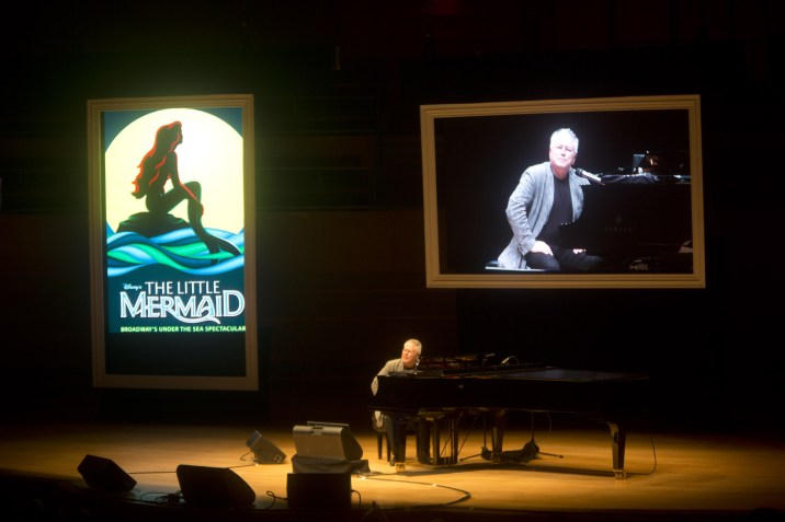 A Whole New World of Alan Menken Segerstrom Center for the Arts Show Piano The Little Mermaid