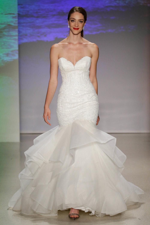 Boho Wedding Gowns   Bohemian Lace Wedding Separates