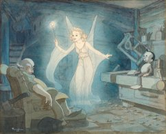 The Walt Disney Film Archives: The Animated Movies 1921 – 1968 TASCHEN Pinocchio Blue Fairy Concept Art