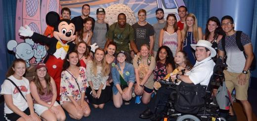 Disney Parks LifeGroup Bible Study Faith Group Walt Disney World Mickey Mouse