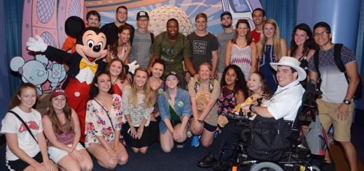Disney Parks LifeGroup Bible Study Faith Group Walt Disney World Mickey Mouse