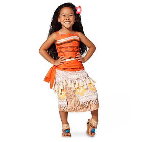 Disney DisneyStore Moana Costume Magic Friday Deal