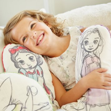 Disney Holiday Season Shopping Black Friday Gift Ideas 2016 Disney Animators' Collection Rapunzel Pillow