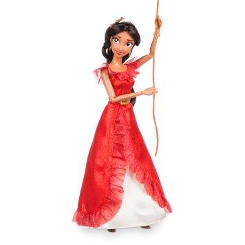 """Disney Holiday Season Shopping Black Friday Gift Ideas 2016 Elena of Avalor Classic Doll 12"""""""