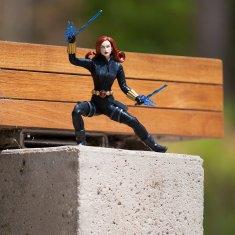 "Disney Holiday Season Shopping Black Friday Gift Ideas 2016 Marvel Ultimate Series Black Widow Premium Action Figure 10"""