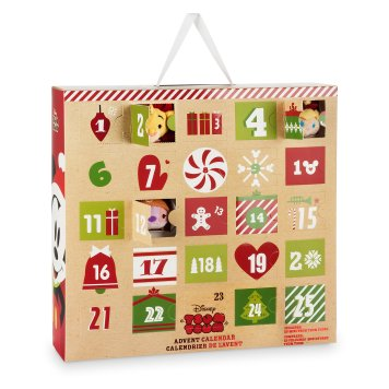 Disney Holiday Season Shopping Black Friday Gift Ideas 2016 Tsum Tsum Advent Calendar