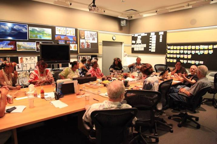 Disney Moana Oceanic Story Trust