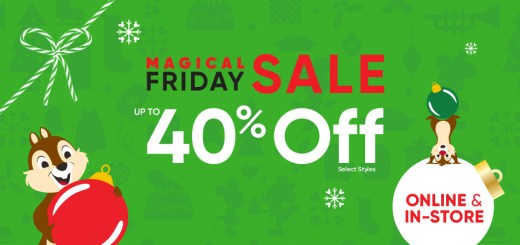 Disney DisneyStore Magic Friday Sale Banner