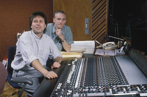Howard Ashman Alan Menken Disney Music Songwriters Composers