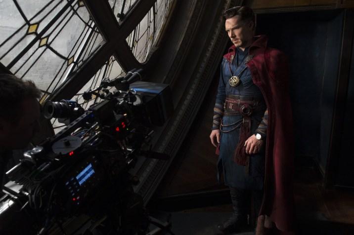 Marvel Doctor Strange Behind The Scenes DisneyExaminer