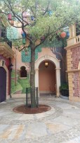 Entryway Outside
