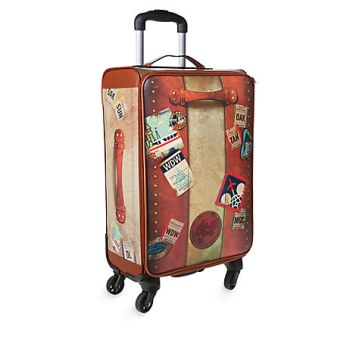 Disney TAG Vintage Rolling Luggage Gift Ideas Grown Ups