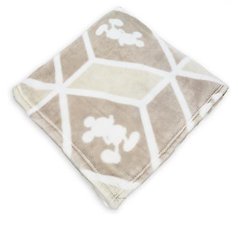 Mickey Mouse Geometric Print Throw Blanket Gift Ideas Grown Ups