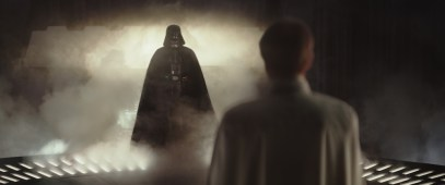 Star Wars Rogue One Review DisneyExaminer Darth Vader
