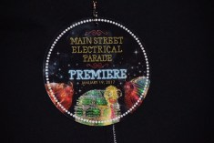 Main Street Electrical Parade Disneyland Premiere 2017 Credential