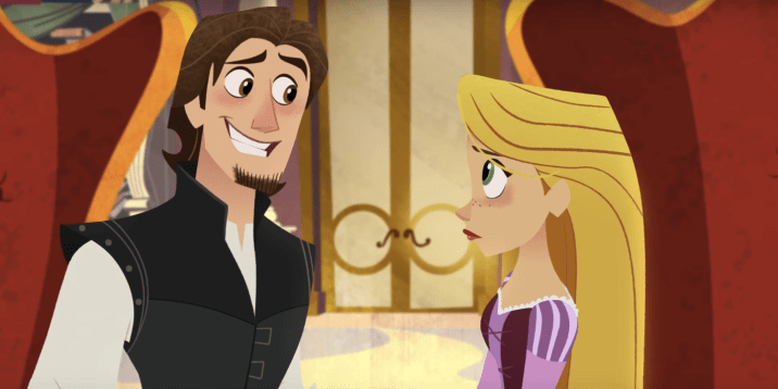 Tangled Before Ever After The Series Rapunzel Flynn Rider Eugene Fitzherbert