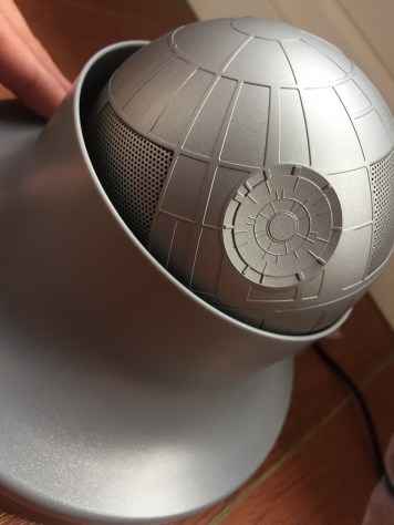 Star Wars Death Star Levitating Speaker 2