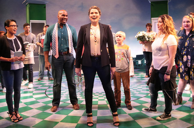 Freaky Friday Musical La Jolla Playhouse 6