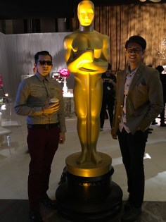 Jordan and Andy Oscars Governors Ball Preview 2017