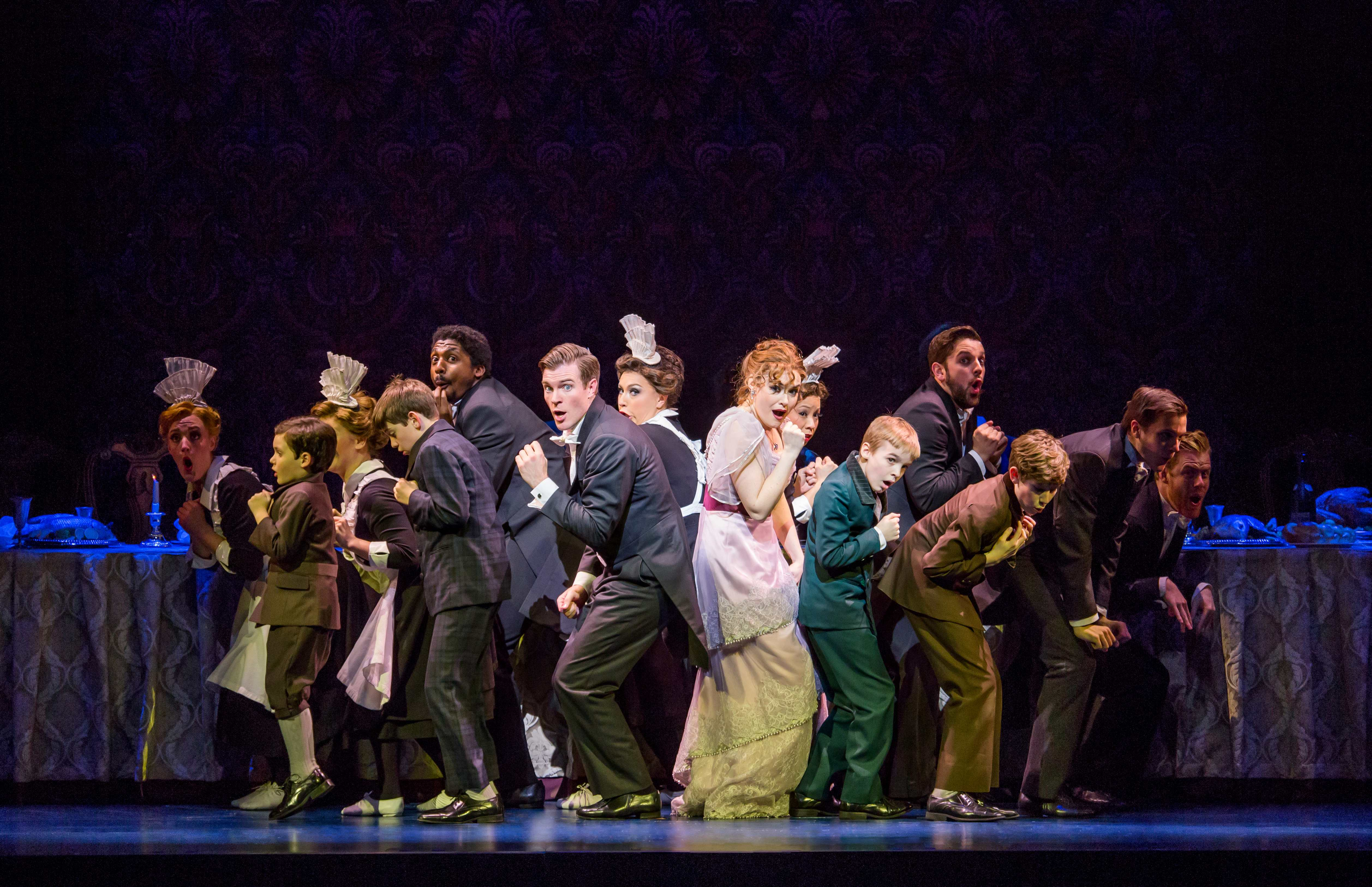"""Finding Neverland"" is beautifully mature musical that ..."