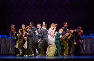 Finding Neverland Segerstrom Cast Dance