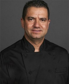 Rosendo Gonzales Nick's Restaurant Chef OC Chef's Table Portrait