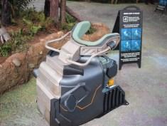 Pandora World of Avatar Grand Opening Coverage DisneyExaminer Flight Of Passage Link Chair