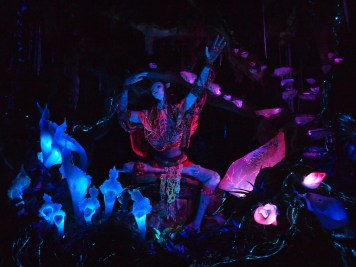 Pandora World of Avatar Grand Opening Coverage DisneyExaminer Navi River Journey