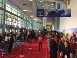 Cars 3 World Premiere 1