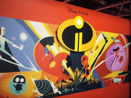 Pixar Incredibles 2 D23 Expo 2017 DisneyExaminer