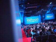 Hall D23 Crowds D23 Expo 2017 DisneyExaminer