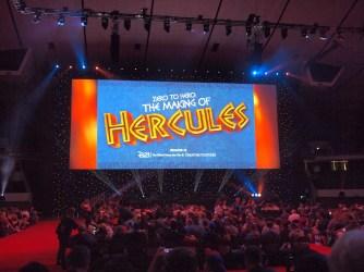 Hercules 20th Anniversary Panel Zero To Hero D23 Expo 2017 DisneyExaminer