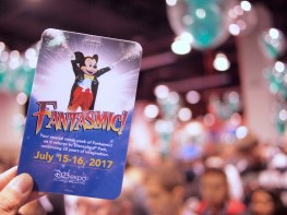 Fantasmic 2 Disneyland Preview D23 Expo 2017 DisneyExaminer