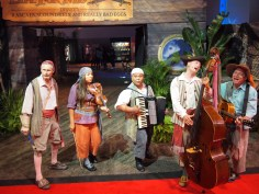 Walt Disney Archives Pavilion Pirates D23 Expo Band