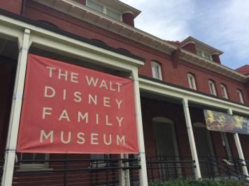 Walt Disney Family Museum San Francisco Eyvind Earle Andreas Deja