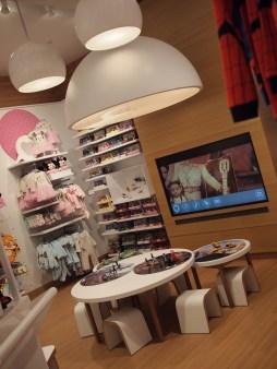 New Disney Store ShopDisney Preview DisneyExaminer Interactive Kids Area