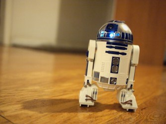 Sphero Star Wars Droid Review DisneyExaminer R2D2