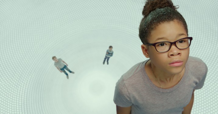 A Wrinkle in Time Storm Reid Meg Murry