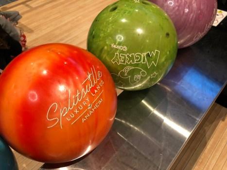 Splitsville Anaheim Guy Revelle Feature DisneyExaminer Bowling Balls