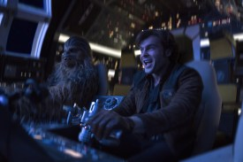 Solo A Star Wars Story Spoiler Free Review DisneyExaminer Chewbacca
