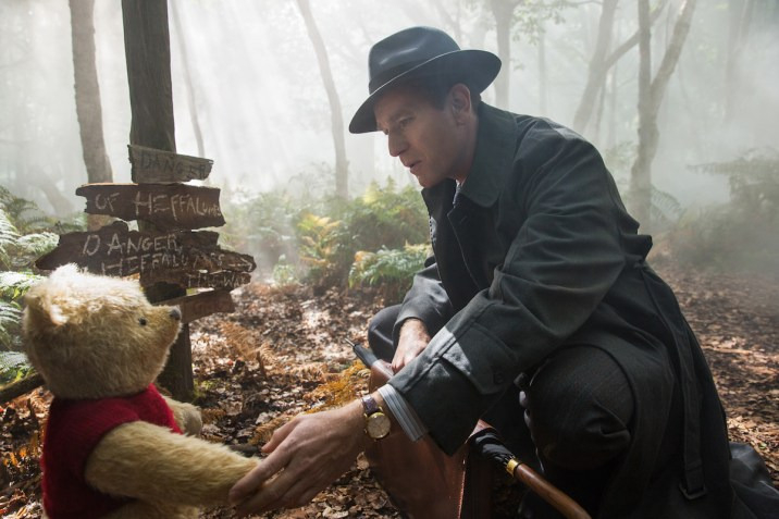 christopher robin winnie the pooh live action ewan mcgregor 4